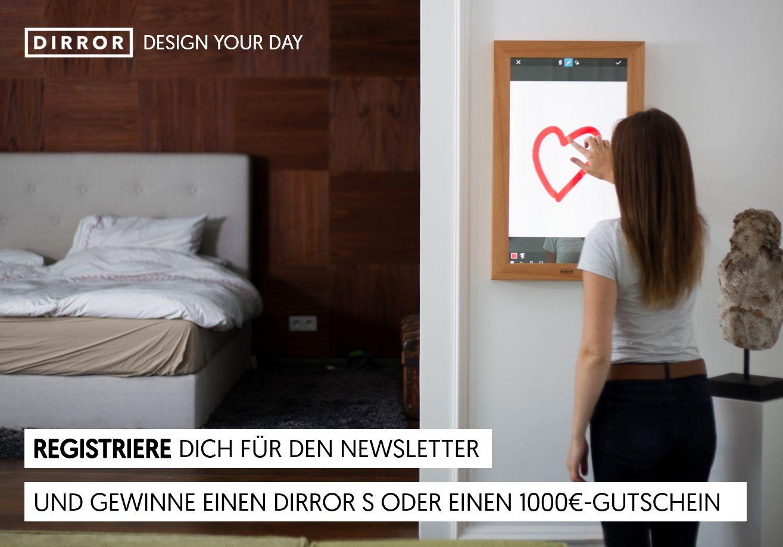 dirror-newsletter-gewinnspiel